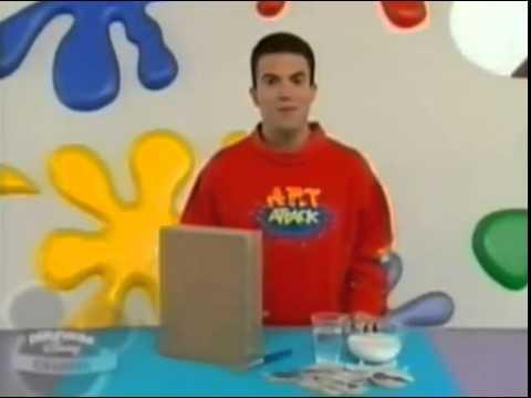 Art attack f rmula para realizar nuestro engrudo - Videos de art attack manualidades ...