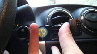 Держатель телефона на дифлектор в машине