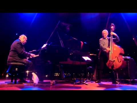 Kenny Barron & Dave Holland - Seascape - Live in het Bimhuis, 10 november 2014