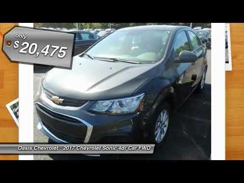 2017 Chevrolet Sonic Old Bridge Township NJ 74595 - YouTube