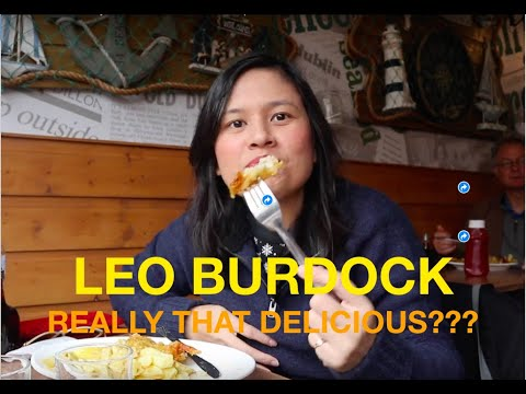 Vlog3 - Leo Burdock, Is It Really The Famous Fish And Chip In Ireland??? - DUBLIN