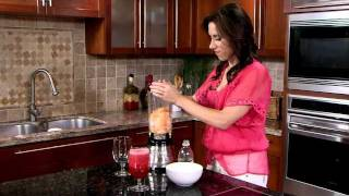 Watermelon & Cantaloupe Juices - Dish With Eileen