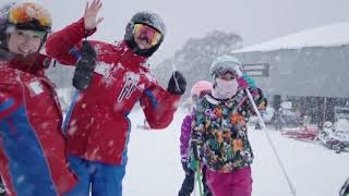 Thredbo Resort...Season is about to get started!