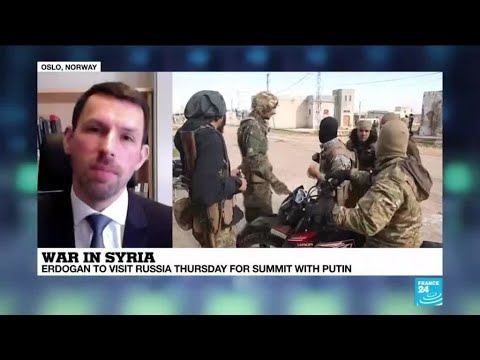 War In Syria: What Are Turkey's Interests?