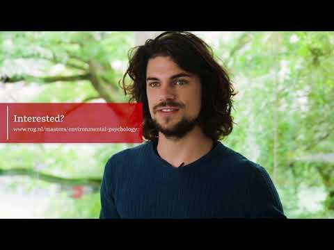 Master Environmental Psychology (short
