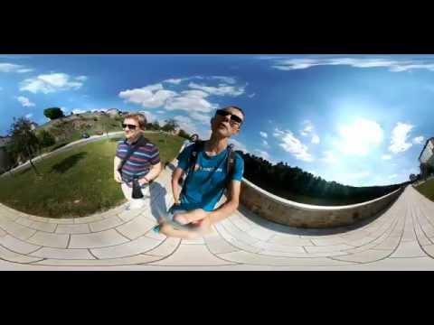 Local Guides meet-up Kadan - 360° video