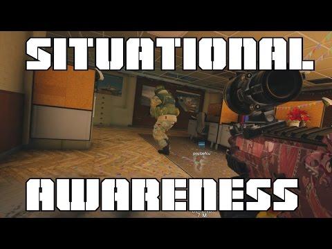 Be Aware - Rainbow Six Siege Highlights