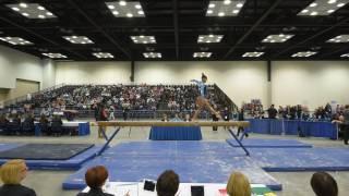 Haleigh Bryant - Balance Beam - 2017 Women's Junior Olympic Championships