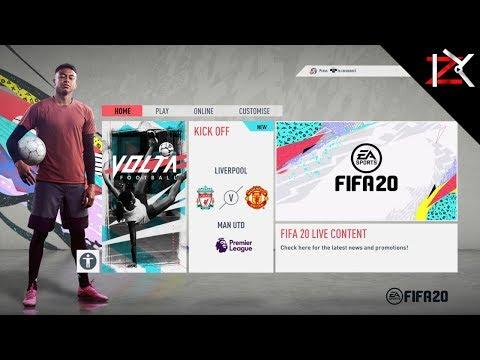 FIFA 2020 PS4 PRO Gameplay   Street Football   Crazy Fun Football Game