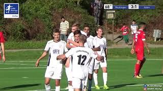 A-Junioren - 3:1 - Marvin Pieringer - SSV Reutlingen 1905 Fußball gegen VfR Aalen