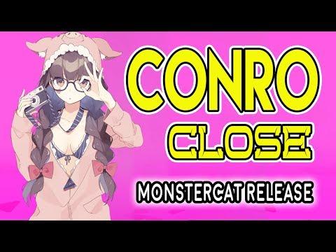 ▶[Future Bass] ★ Conro - Close [Monstercat Release]