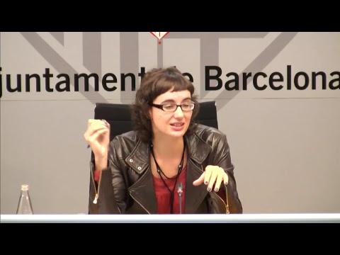 Mercedes Vidal presenta el desplegament de quatre línies més de la Nova Xarxa de Bus