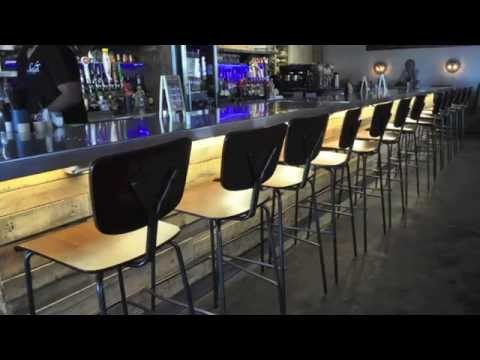 Bar Lighting - Accent LED Lighting | Salut Kitchen Bar in Tempe, AZ