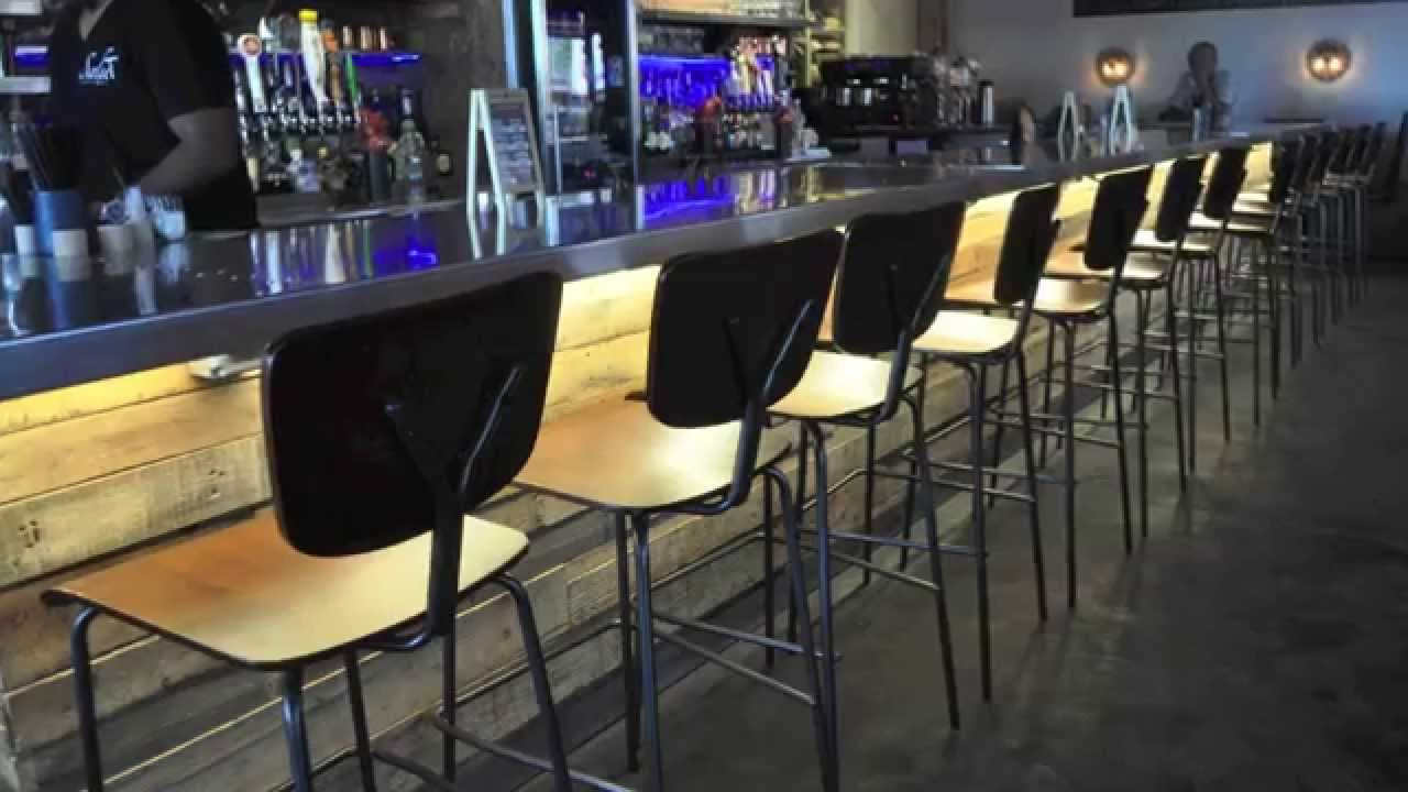Bar Lighting - Accent LED Lighting | Salut Kitchen Bar in ...