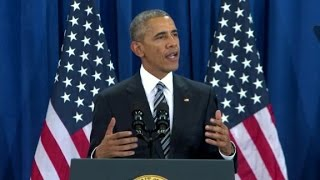 Obama s entire final foreign policy speech