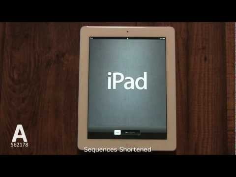A: How to Erase & Factory Reset an iPad / iPad 2 / The New iPad