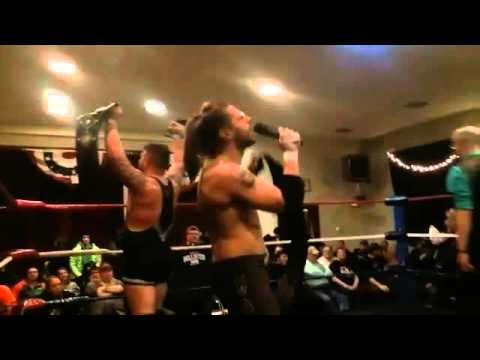 """Pioneer Valley Pro Wrestling """"Imperial March"""" 3/5/2016"""