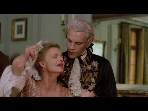 """It's Beyond My Control"" - Dangerous Liaisons - John Malkovich, Michelle Pfeiffer"