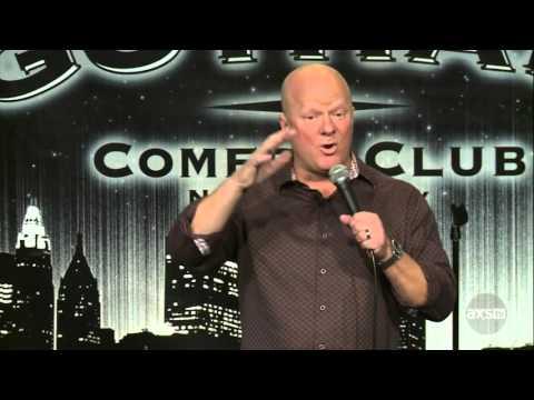 "John Bush on ""Gotham Comedy Live"""