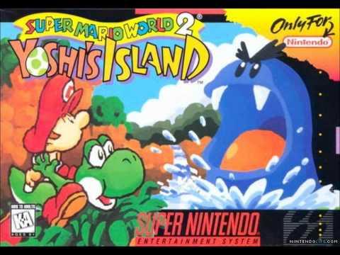 Full Super Mario World 2: Yoshi's Island OST