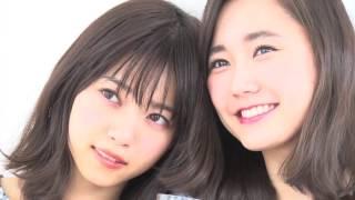 """ノンノ5月号""""春の""""リアルシーン映え""""メイク対決!""""では、基本のアイテ..."""