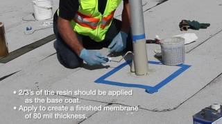 How to Install EZ Seal Flashing Resin video thumbnail