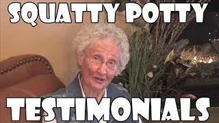 Squatty Potty Testimonials!