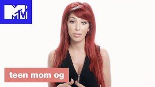 Farrah Discusses Visiting Derek's Grave | Teen Mom OG | MTV