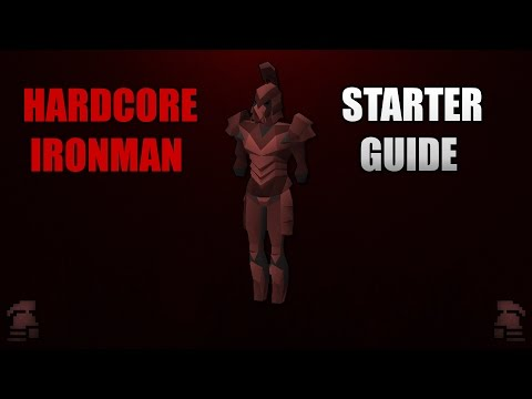 Best Hardcore Ironman Starter Guide!