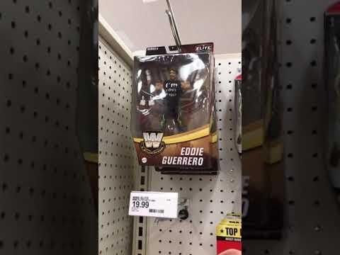 Wwe Target Toy Hunt Legends 8 Exclusives #wweelitesquad