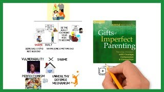 The Gifts of Imperfect Parenting [Dr. Brené Brown] GREAT PARENTING BOOK review