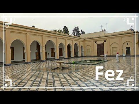 10 Imprescindibles para ver y hacer en Fez / Fes: Madraza y mezquita   10# Marruecos / Morocco