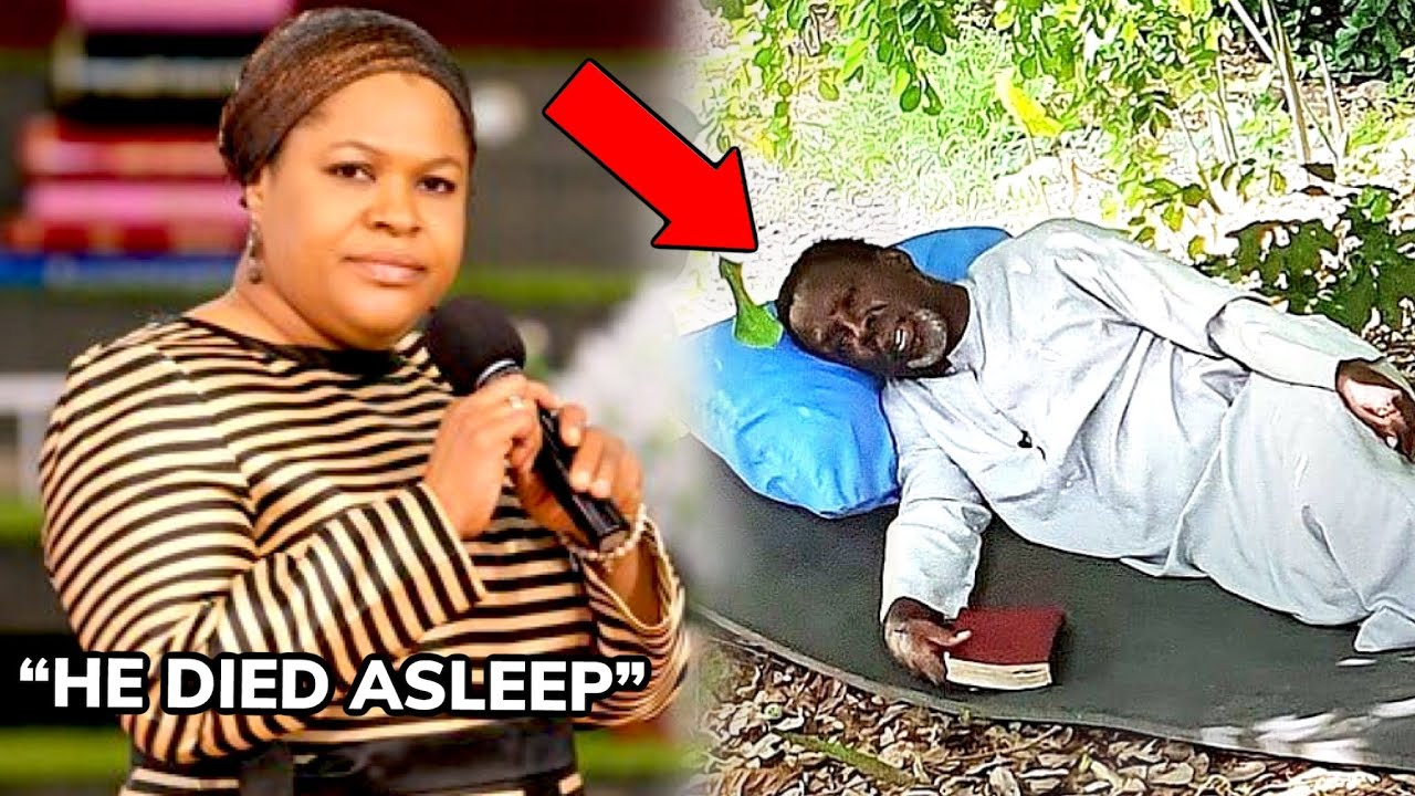 Download TB Joshua's Wife Reveals How He Died. Hard Not To Cry