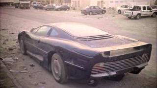 Abandoned Exotic Cars in Dubai