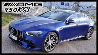 COUPE SA 4 VRATA OD 100.000 EURA! MERCEDES-AMG GT 4-DOOR