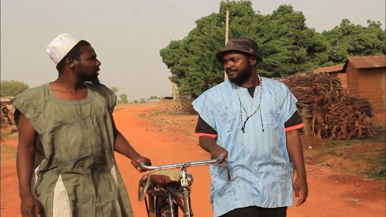 Download Adam A Zango ya tafi yawon duniya, Fati Washa Ta shiga damuwa (Best Scenes Ramlat Hausa Film)