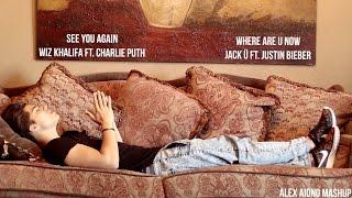 See You Again - Cover by Wiz Khalifa & Where Are U Now by Jack U ft. Justin Bieber | Alex Aiono