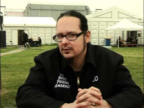 Jonathan Davis interview (part 1)