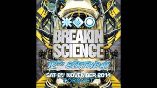 DJ Brockie & Serial Killaz with MC Det & Ragga Twins Breakin Science 12th Birthday