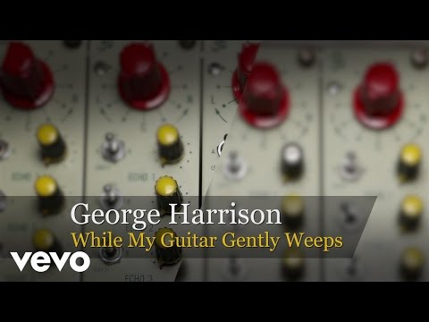 George Harrison - While My Guitar Gently Weeps (Live)