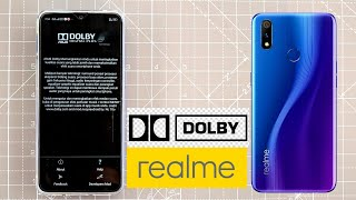 RealMe 3 Pro Asus Dolby Atmos Working for Speakers and headphones | Lets try