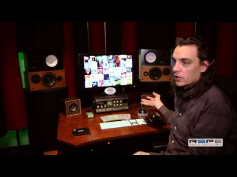 Mix Engineer Stuart White on the ASC AttackWall - RSPE Audio
