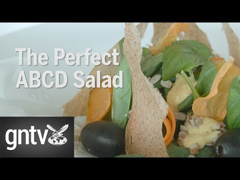 How to make the perfect ABCD salad - GN Guides