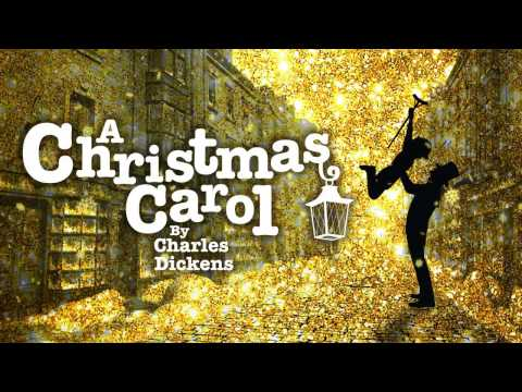 A Christmas Carol - backstage at The Old Vic with Gary Sefton