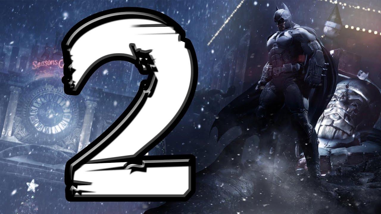 Batman Arkham Origins Walkthrough Part 2 No Commentary ...