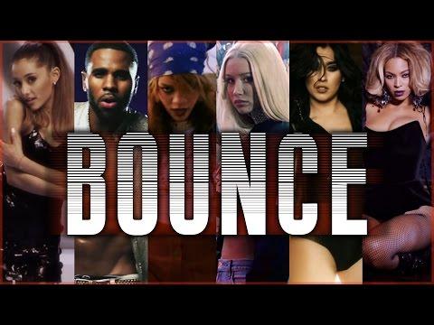 BOUNCE   Dance Megamix ft. Iggy Azalea, Fifth Harmony, Jason Derulo, Rihanna [EXPLICIT]