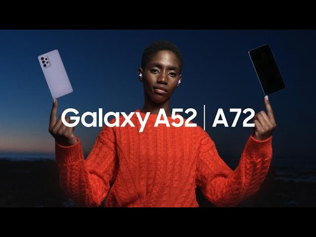 Galaxy A52 | A72: Official Introduction Film | Samsung