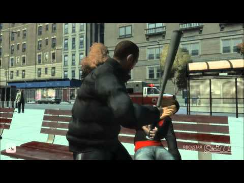 GTA IV FUNNY Moments