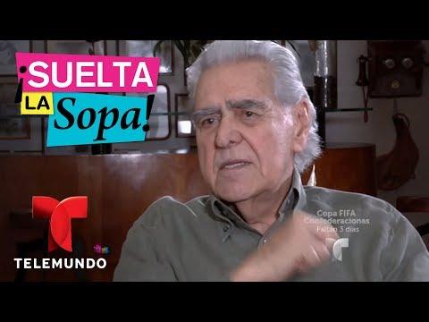 Eric del Castillo confesó que fue muy mujeriego | Suelta La Sopa | Entretenimiento