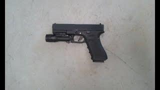 [Airsoft] WE Glock 17 Gen 4 GBB Pistol